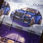 Постельный комплект для мальчика, BMW