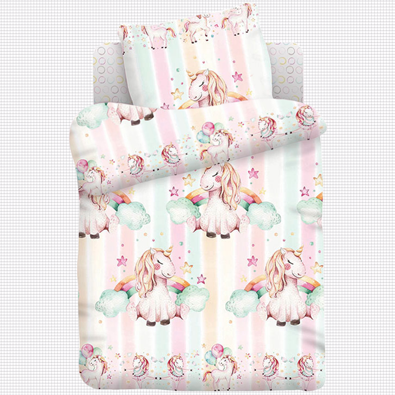 Постельное белье для девочки 1.5 спальное