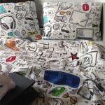 Подростковое постельное белье, Матрица