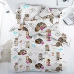 Детское постельное белье, Мяу