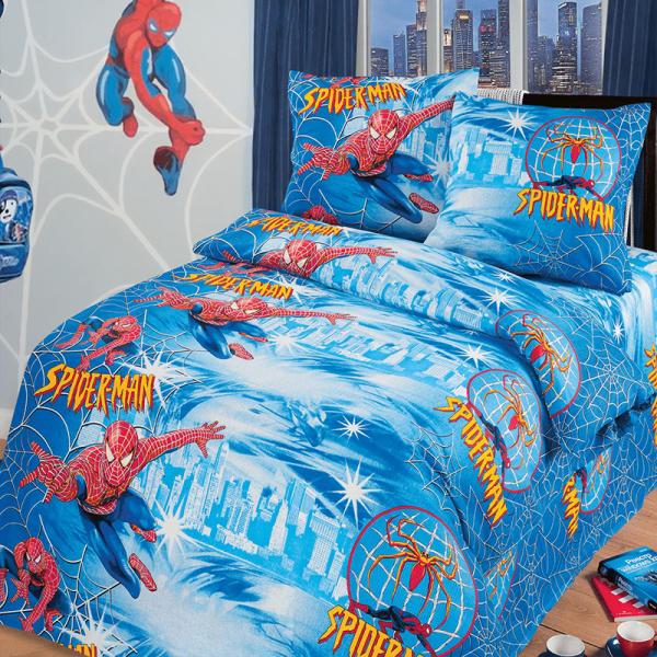 Постельное белье Человек паук