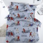 Постельное белье для мальчика, Футбол