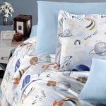 Детское постельное белье, Космопорт