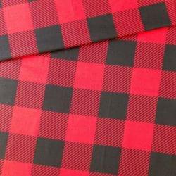 Простынь на резинке, Red and Black