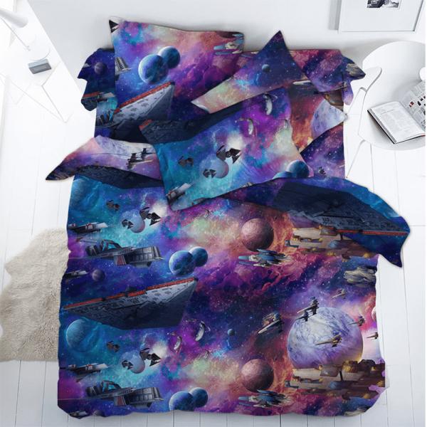 Постельное белье для мальчиков, Космос