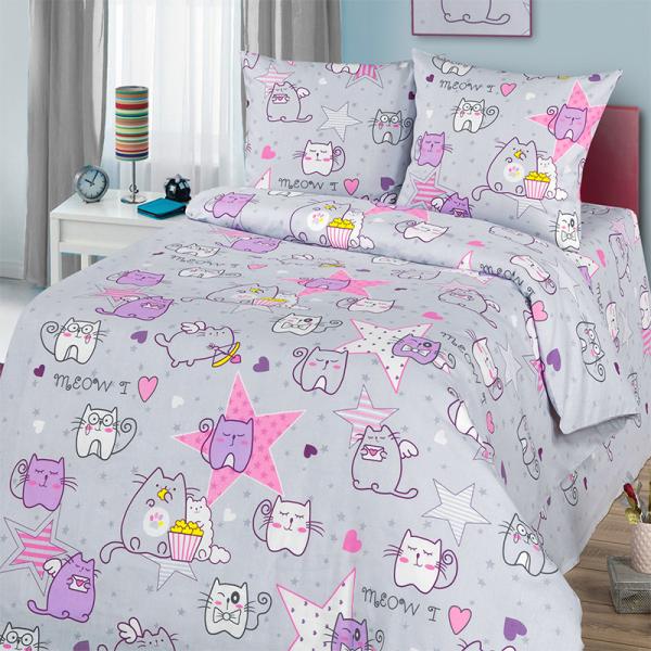 Детское постельное белье, Мур-Мур Гламур