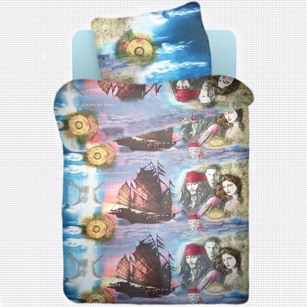 Детское постельное белье, Пираты Карибского моря