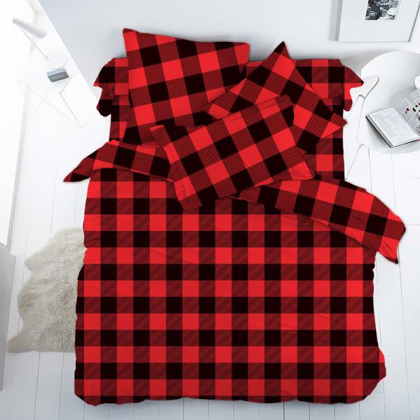Подростковое постельное белье, Red&Black