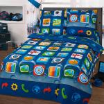 Детское постельное белье, Смартфон