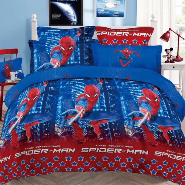 Детское постельное белье, Спайдермен