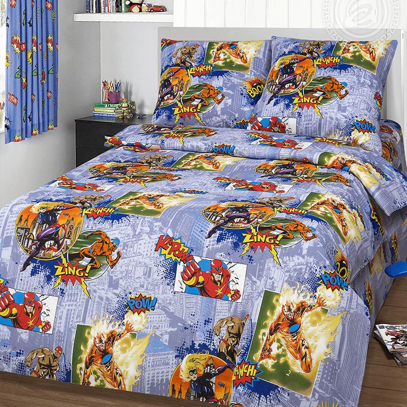 Подростковое постельное белье для мальчиков, Герои Марвел ...