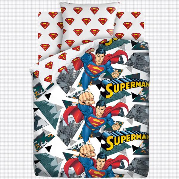 Детское постельное белье, Супермен