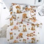 Детское постельное белье, Усатый Полосатый