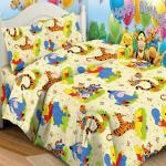 Детское постельное белье Винни-Пух